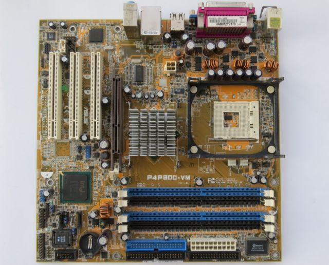 ASUS P4P800-VM MOTHERBOARD WINDOWS 10 DOWNLOAD DRIVER